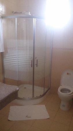 Beisa Hotel : bathroom