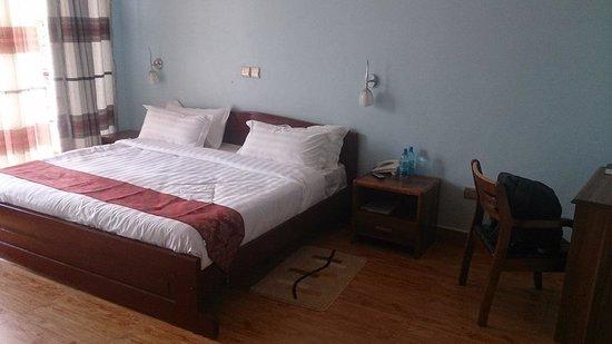 Beisa Hotel : bedroom