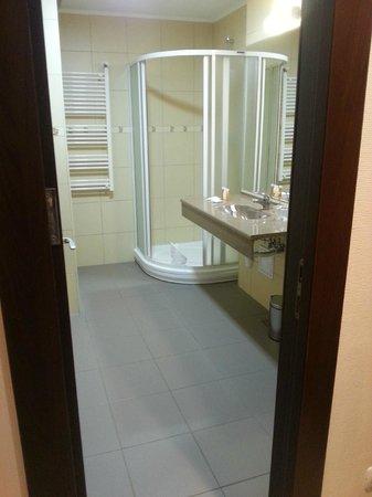 Splendid Hotel: bathroom