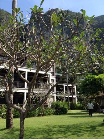 Centara Grand Beach Resort & Villas Krabi: our room
