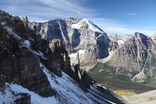 Sentinel Pass: Вид с перевала Sentinel