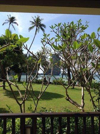 Centara Grand Beach Resort & Villas Krabi: view from our room