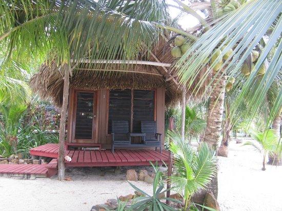 Singing Sands Inn : Sea view cabana