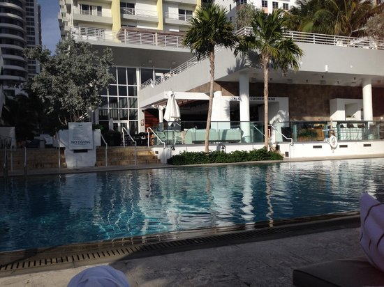 Royal Palm South Beach Miami, A Tribute Portfolio Resort: Pool view