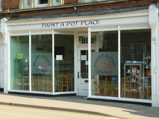 Paint A Pot Place