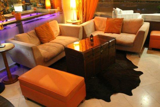 Hotel Halkidona: Inside Lobby