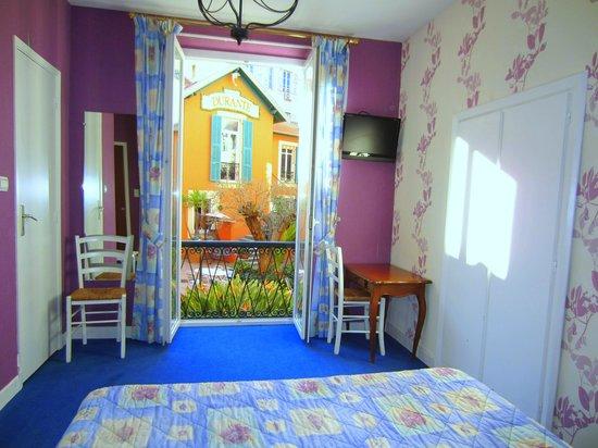 Hotel Durante: Chambre double