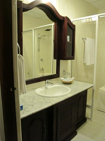 Centauria Lake Resort: Bathroom
