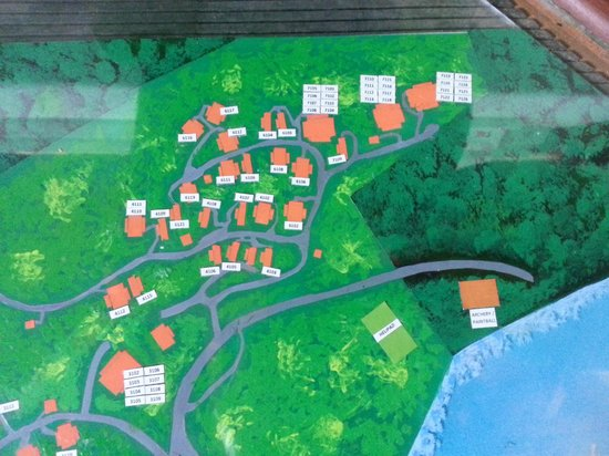 Site Plan with room numbers Pic 3 of 4 - Picture of Berjaya