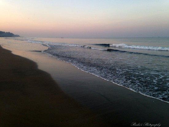 Beach Morning Sunrise