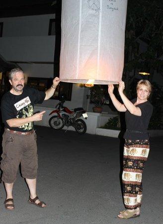Rimping Village: Wish Lantern