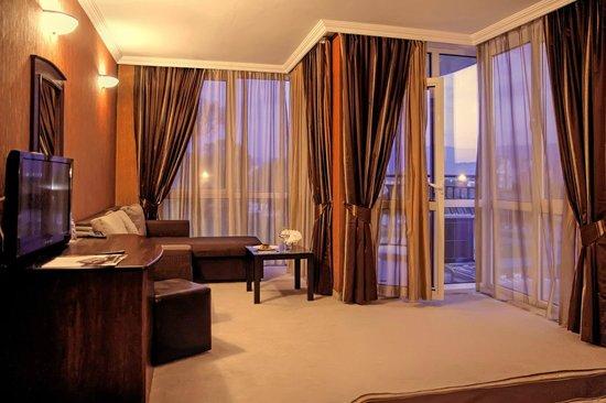 Park Hotel Plovdiv: Junior suite