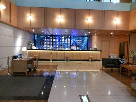 Hotel Rocore Naha: reception