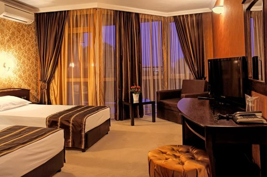 Park Hotel Plovdiv: Twin room