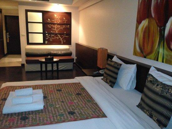 Baan Suwantawe : Home (hotel room)