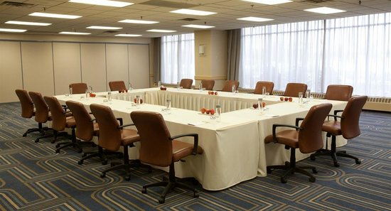 Doubletree by Hilton Bloomington - Minneapolis South: Meeting Room