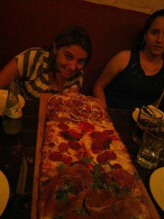 Numero 28 Pizzeria : Pizza muito muito muito saborosa