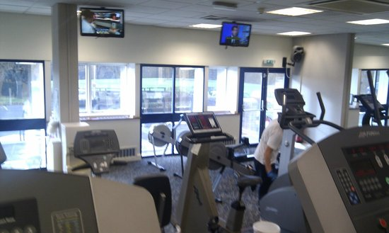 Mercure Maidstone Great Danes Hotel: Gym