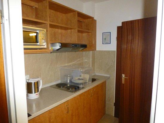 Apartment-Hotel Hamburg Mitte : Accessori in cucina 2