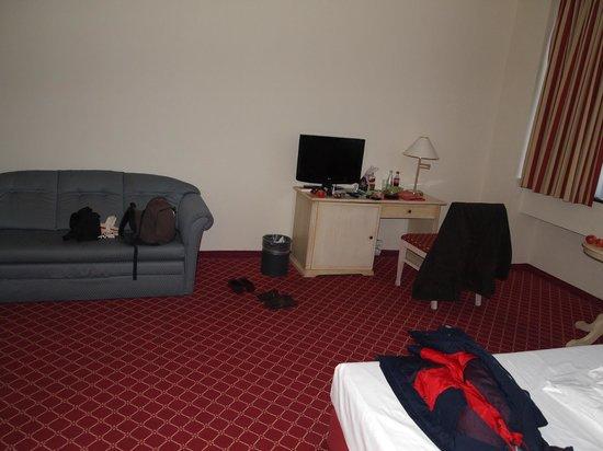 Mercure Hotel Chateau: Rum #226