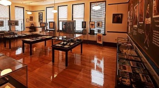 Northwest Territory Historic Center: Interior photo
