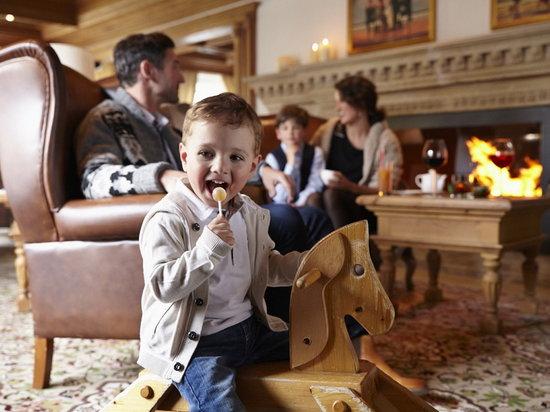 Cavallino Bianco Family Spa Grand Hotel : Relax