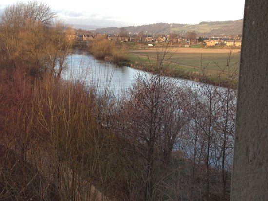 Premier Inn Stirling City Centre Hotel: Views of the River Forth