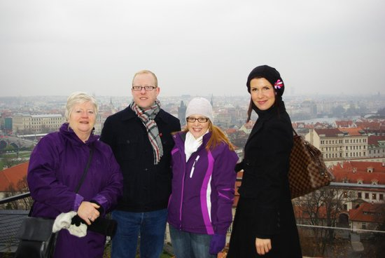 Prague Perfect Tour - Day Tours: Michaela and us