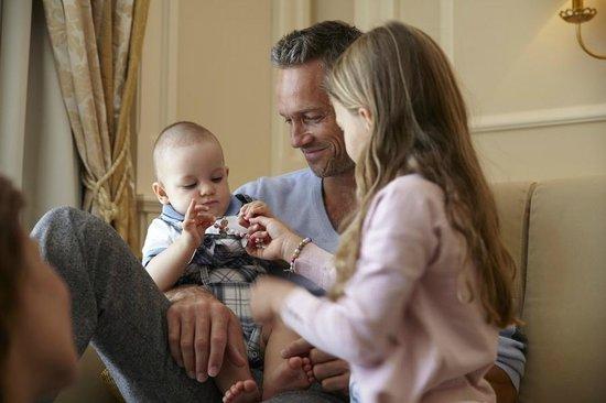Cavallino Bianco Family Spa Grand Hotel : Family Time