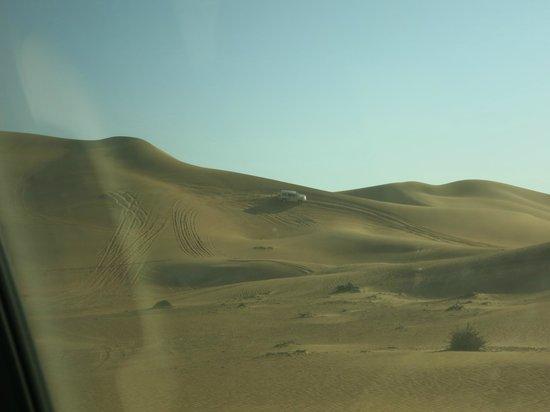 Al Maha, A Luxury Collection Desert Resort & Spa: 4WD