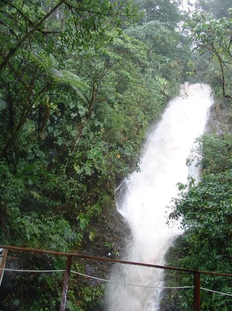 Central America: Catarata Doña Ana