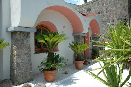 Bed and Breakfast Villa Lucia Ischia: Esterno
