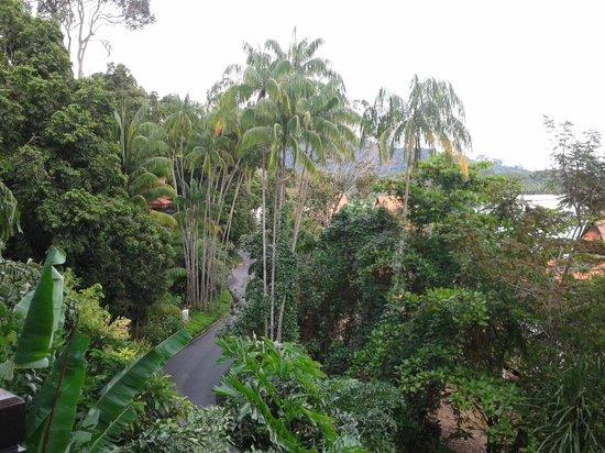 Berjaya Langkawi Resort - Malaysia: Вид с балкона