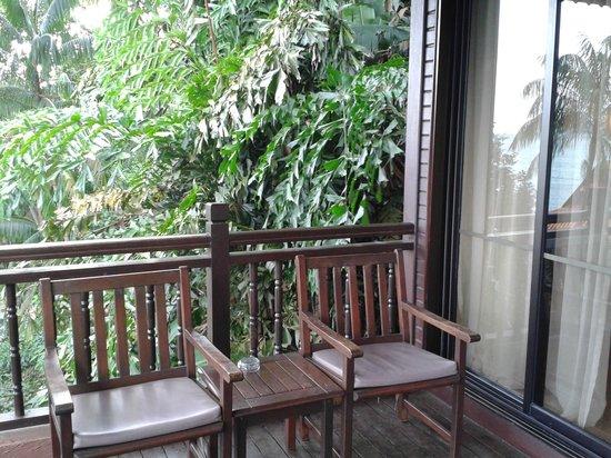 Berjaya Langkawi Resort - Malaysia: Балкон