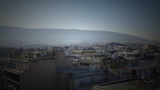 Astor Hotel Athens: θέα από τον 11ο...