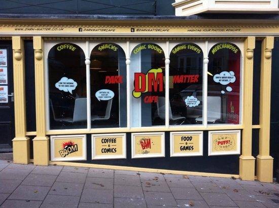Dark Matter Cafe & Bar: getlstd_property_photo
