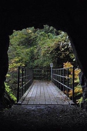Dakigaeri Valley : Another hateful tunnel
