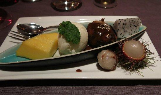 Khun Juk Oriental: the Khun Juk dessert