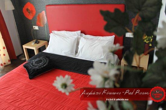 Hotel Halkidona: Red