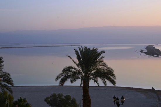 Leonardo Plaza Hotel Dead Sea : море
