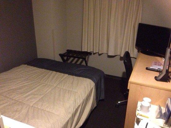 Super Hotel Chibaekimae: Single room