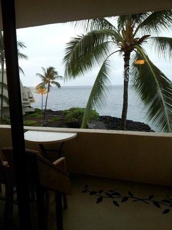 Sheraton Kona Resort & Spa at Keauhou Bay: Full Ocean view room.