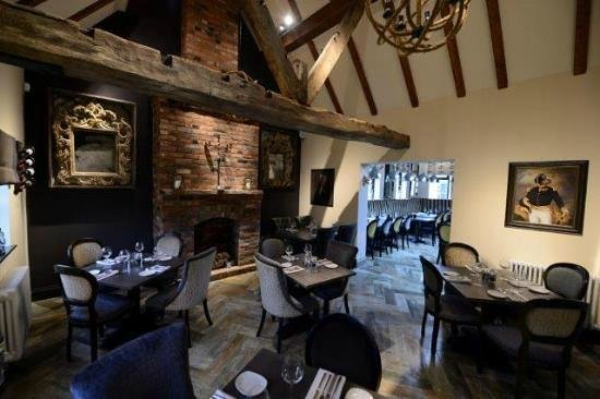 The Plough: Renovated Dining Experience