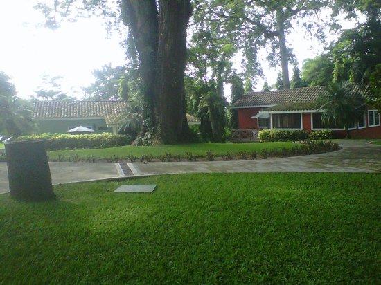 Retalhuleu, Guatemala: Los Hostales del Irtra