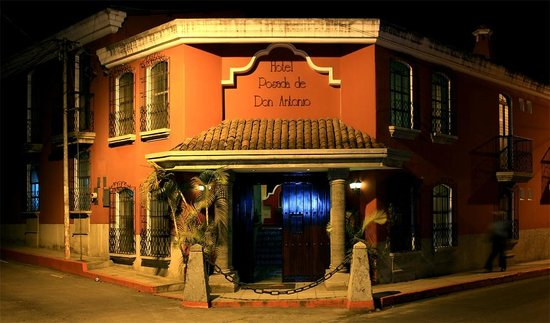 Posada de Don Antonio: From Street
