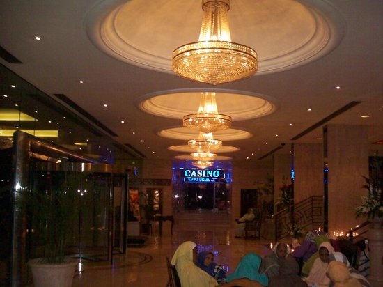 Sonesta Hotel, Tower & Casino Cairo : Lobby