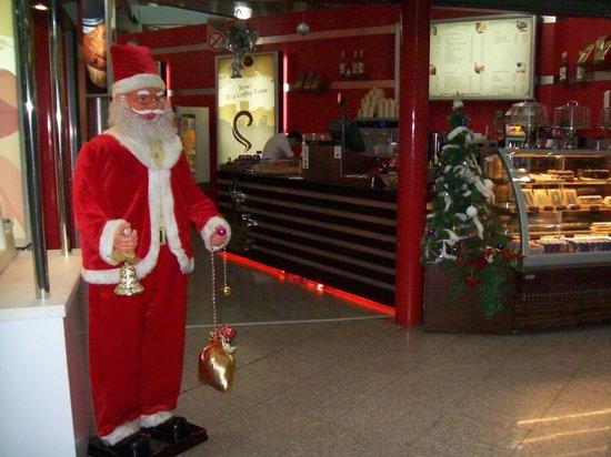 Sonesta Hotel, Tower & Casino Cairo : Christmas decorations