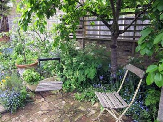 B&B at Number 6 : relax in the garden