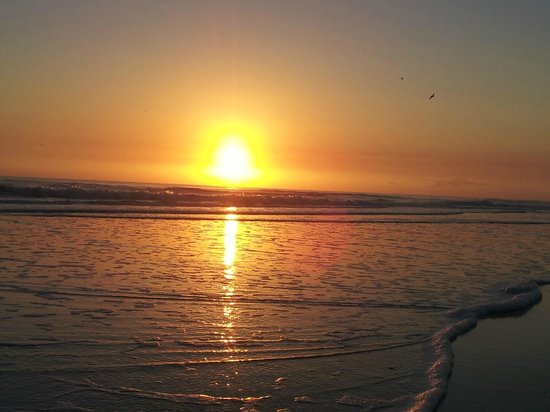 Beach Quarters Resort: Beutiful Sunrises