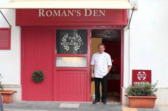 Rabat, Malta: Chef Daniel Tanti